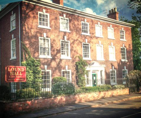 Lound Hall