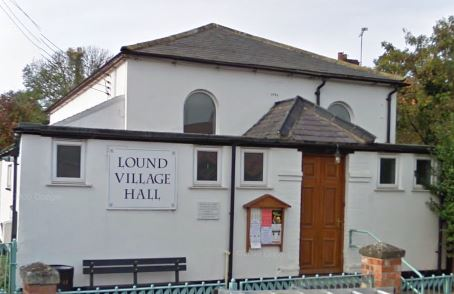 Lound Village Hall Hire Charges
